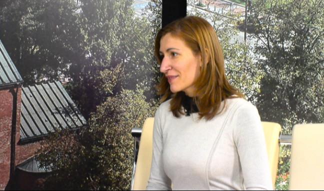 Николина Ангелкова редом със звездите на Оскарите