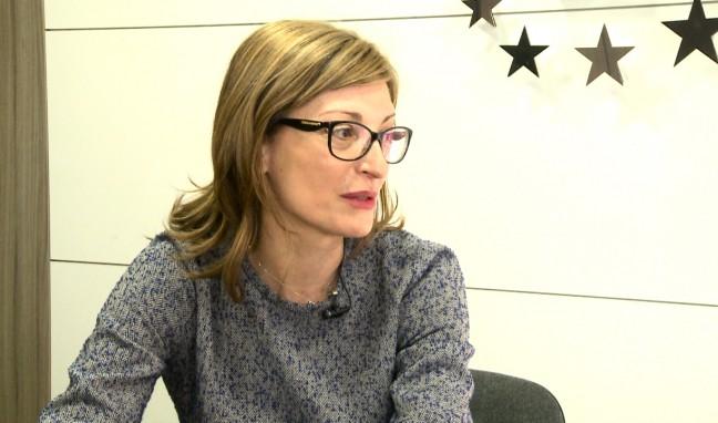 Екатерина Захариева: Моята антистрес терапия е спортът