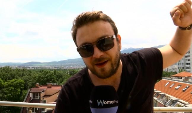 Слаткаристика за музиката и любовта към България