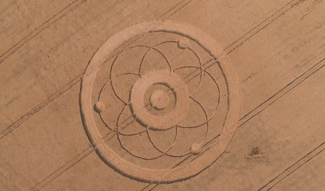 Мистериозни кръгове