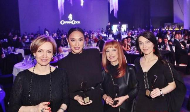 """Какво споделиха звездните дами на наградите на Woman. bg """"Жени на десетилетието"""""""