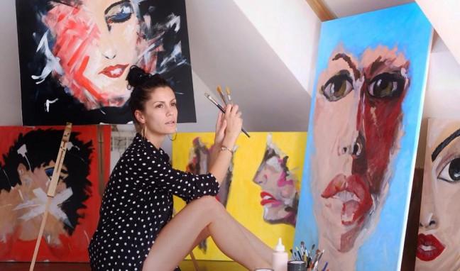 Константина Живова: За новите си проекти и чаканото бебе