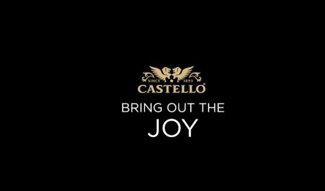 Кастело – Коледен венец от сирена