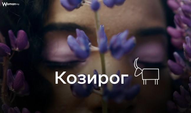 Любовен хороскоп за Козирог