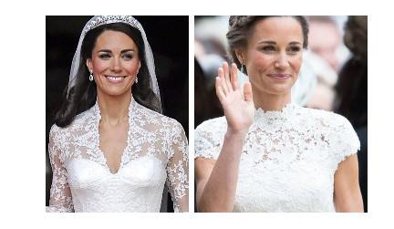 Коя кралска булка харесвате повече?