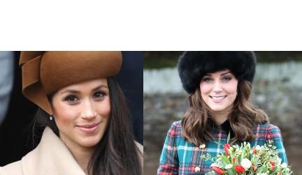 Коя е по-стилна - Меган или Кейт?