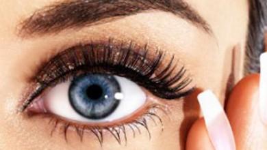 Сенки за сини очи