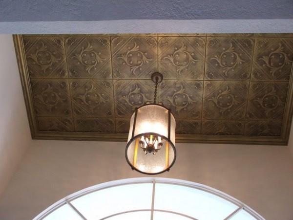 Обзавеждане,дизайн и интериор в нашите домове! - Page 2 Metal_ceiling-e1284232660941