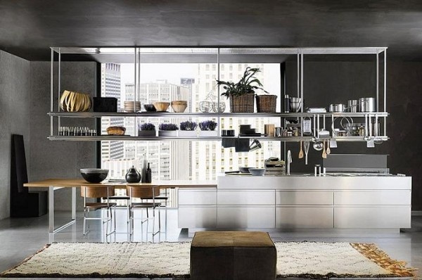 Обзавеждане,дизайн и интериор в нашите домове! - Page 2 Metal_kitchen2-e1284170100442