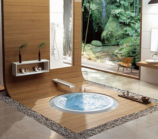 Всичко за банята-съвети и идеи! Oriental-hydrotherapy-whirlpool-tubs-from-kasch-500x440