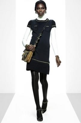 сиво - Облекло, мода, елегантност - Page 2 Temperley_london